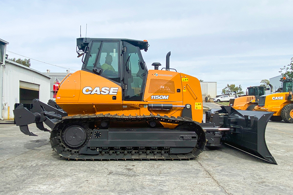 Case Construction dozers