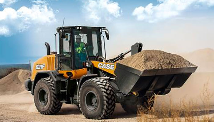 Case Construction Wheel Loaders